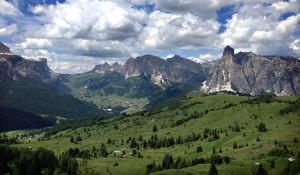 Stunning Dolomites