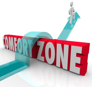 if you want to do offline consulting, you need to expand your comfort zone