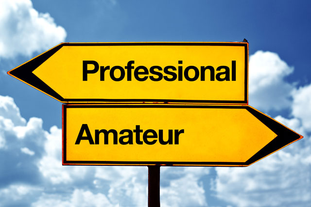 amateur-vs-professional